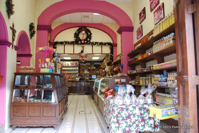 cajeta store in San Miguel