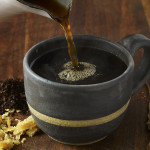 spiced sweet mexican coffee or cafe de olla