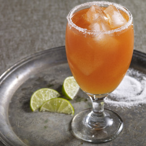 Sriracha Mezcal Cocktail