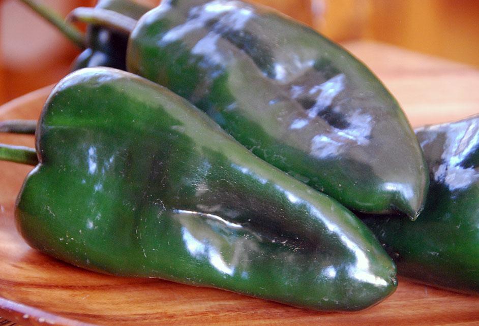 poblano chiles