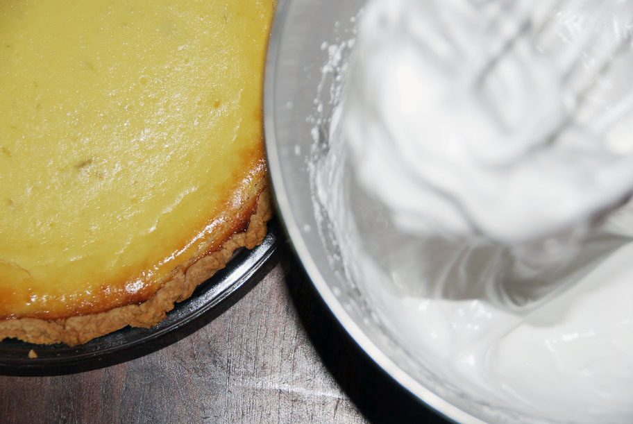 lime pie without topping
