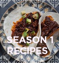 Season 1 Recipes