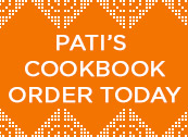 Pati's Mexican Cookbook - Order Today