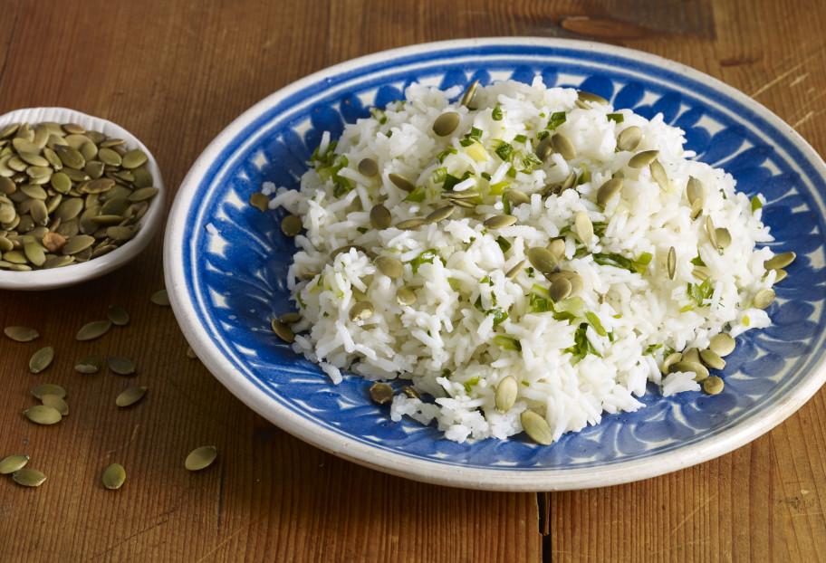 Orange Blossom Rice