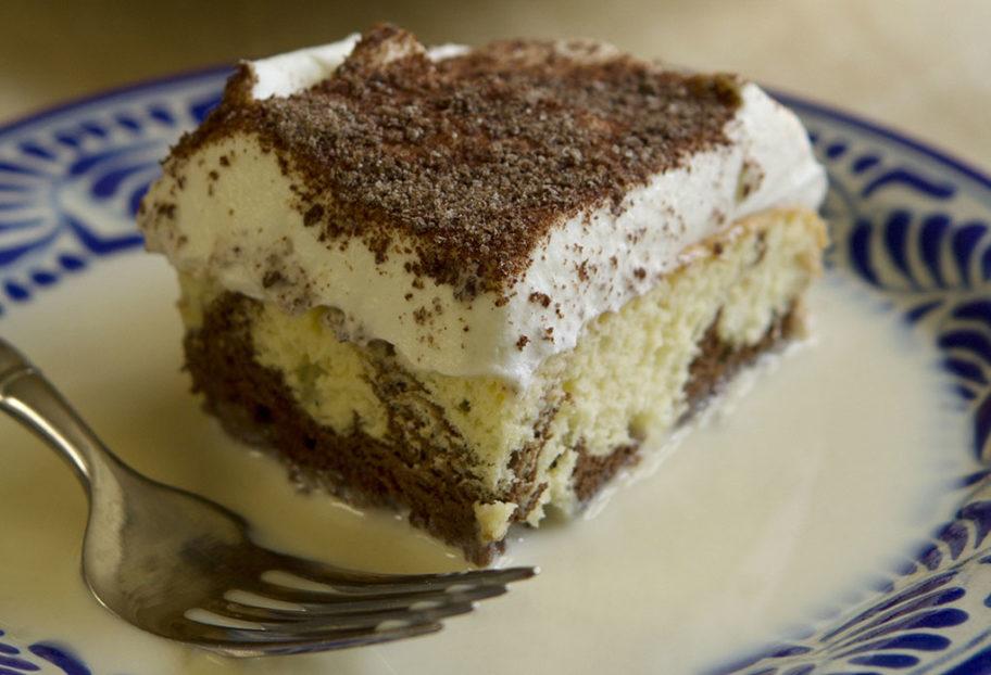Pati Jinich 187 Reinventing A Classic Marbled Tres Leches Cake