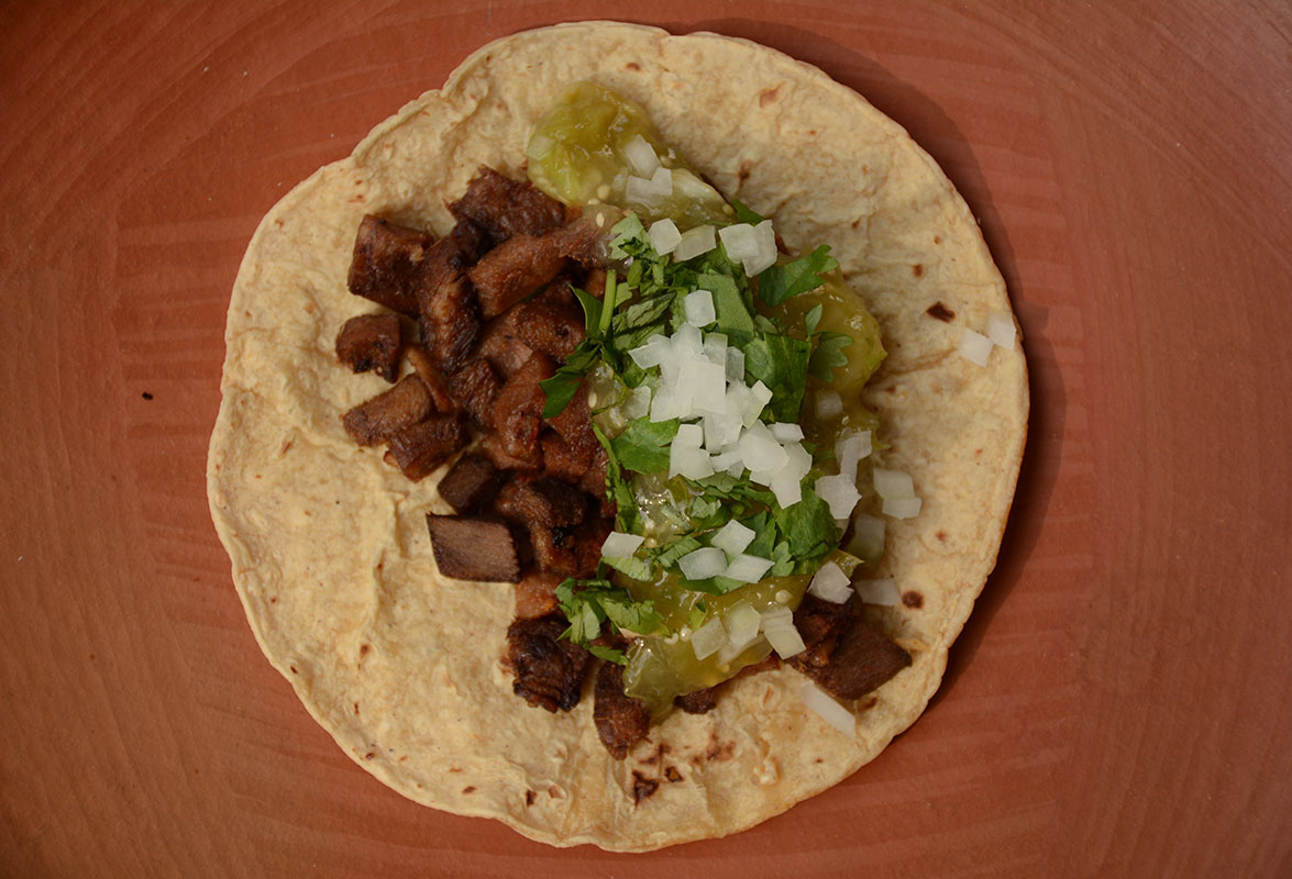 finished tacos de lengua