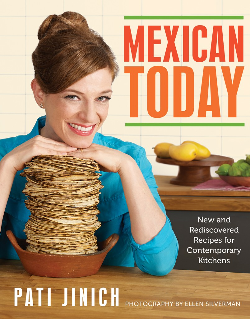 Mexican Today cookbook