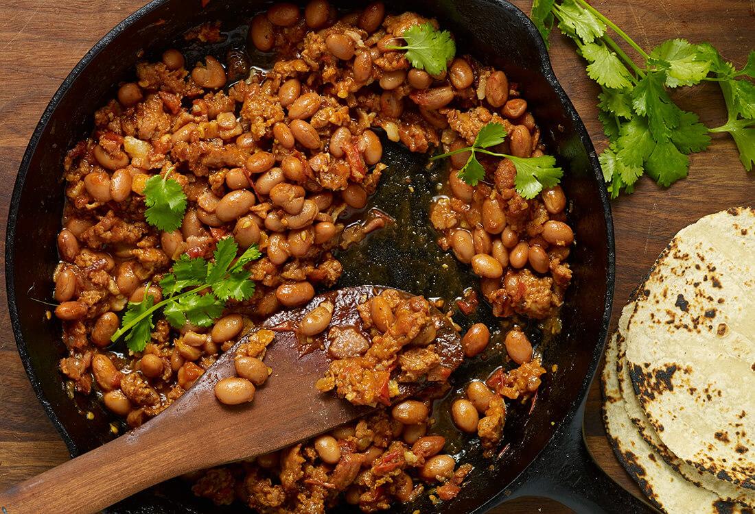 Cowboy Charro Beans