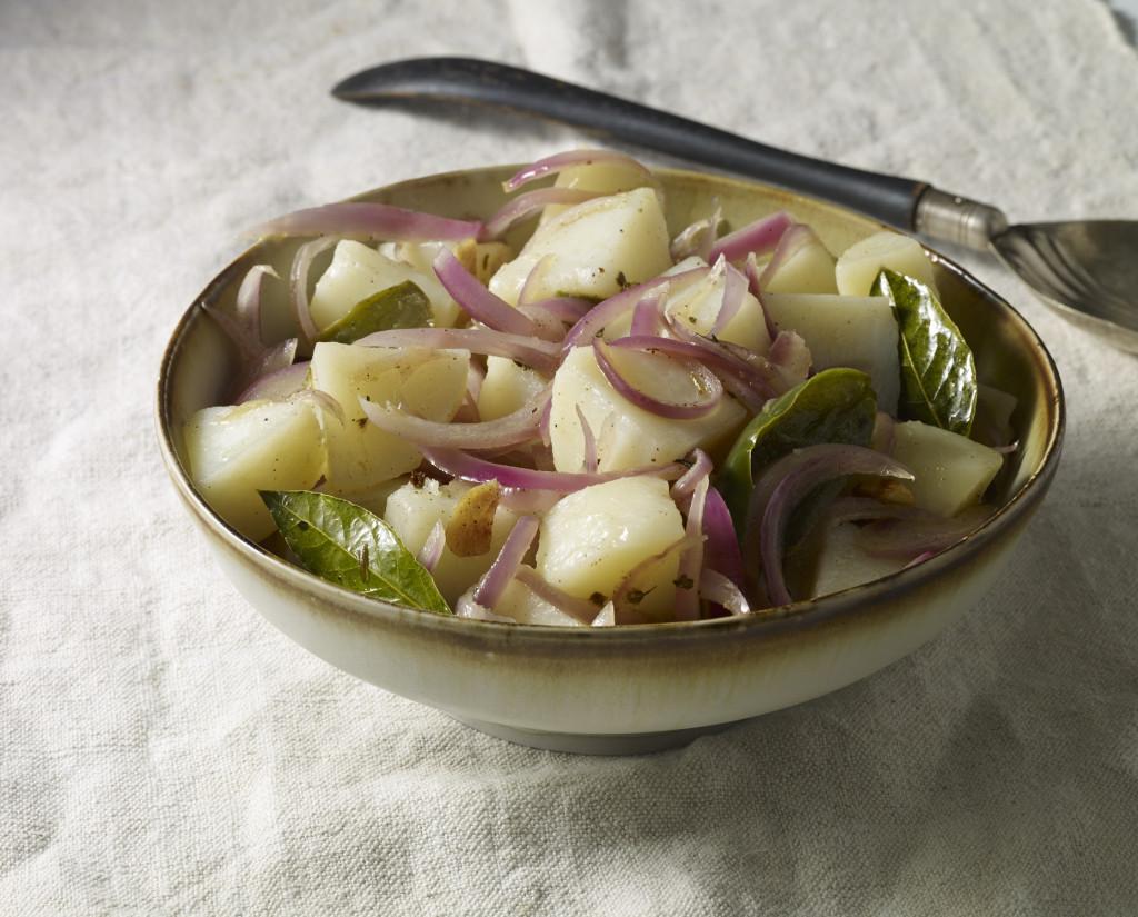 pickled onion potato salad