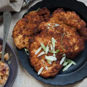 milanesa chicken