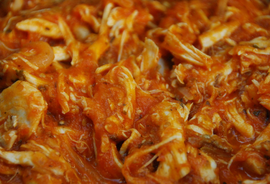 Pati jinich chicken tinga for today show and everyday chicken tinga or tinga de pollo forumfinder Gallery