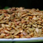 Spiced Up Pumpkin Seeds