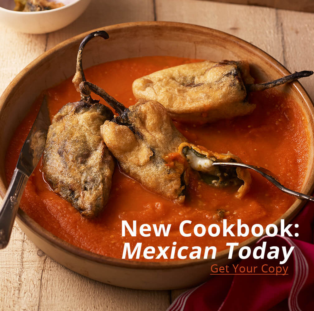 Mexican Today cookbook Pati Jinich