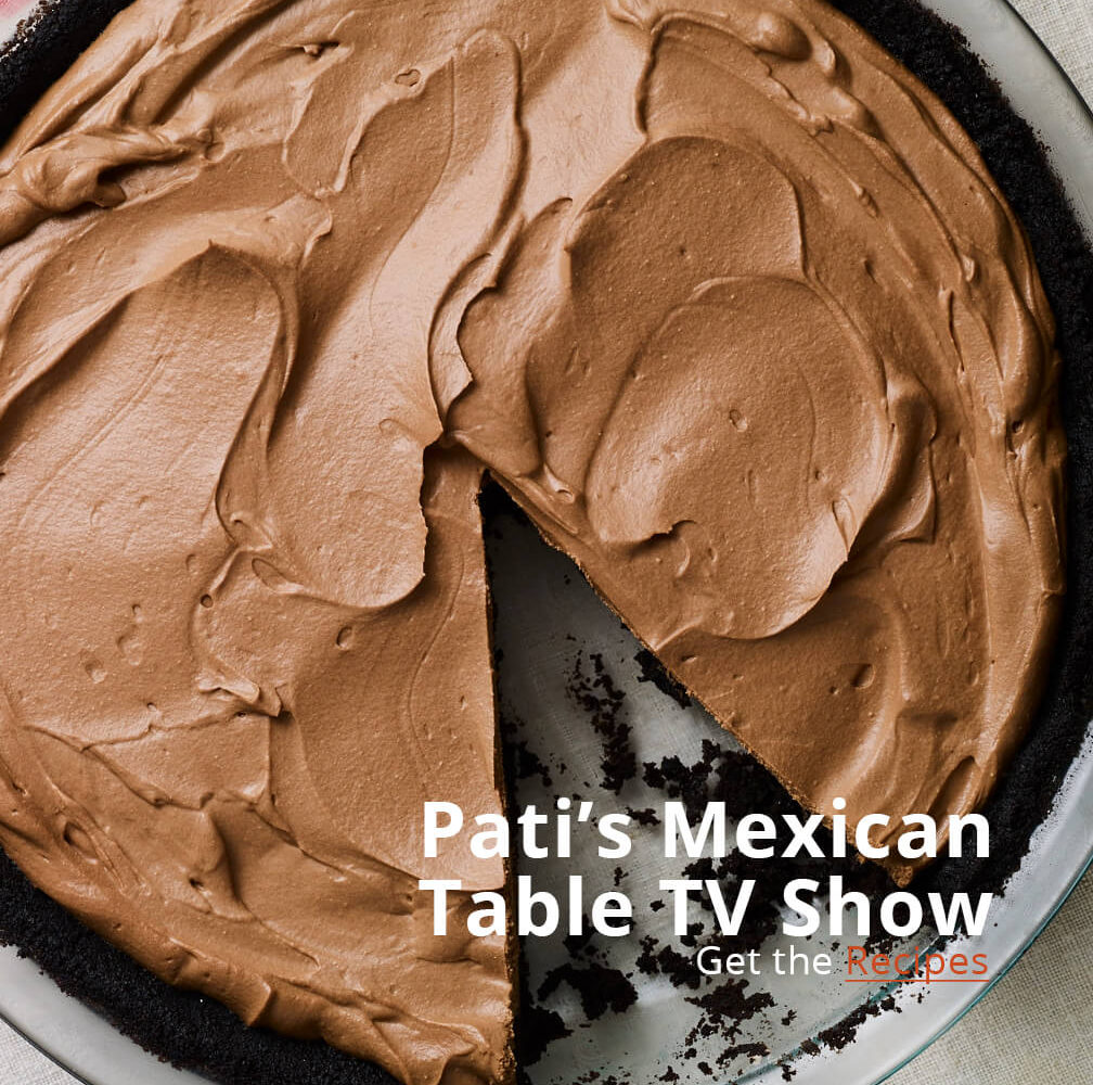 Pati's Mexican Table TV recipes