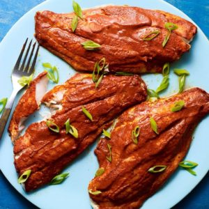 Tikin Xic or Achiote Rubbed Fish recipe