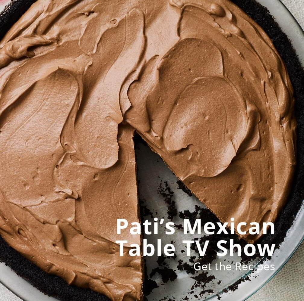 pati's mexican table season five recipes