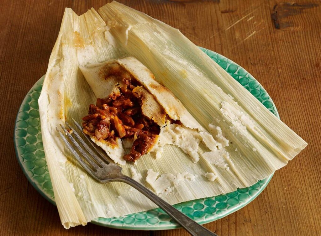 tamales coloraditos