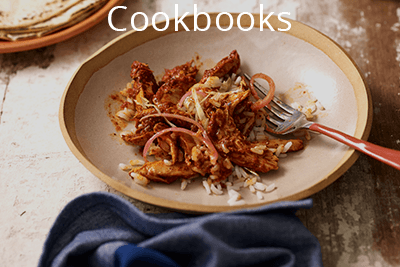 Pati Jinich cookbooks