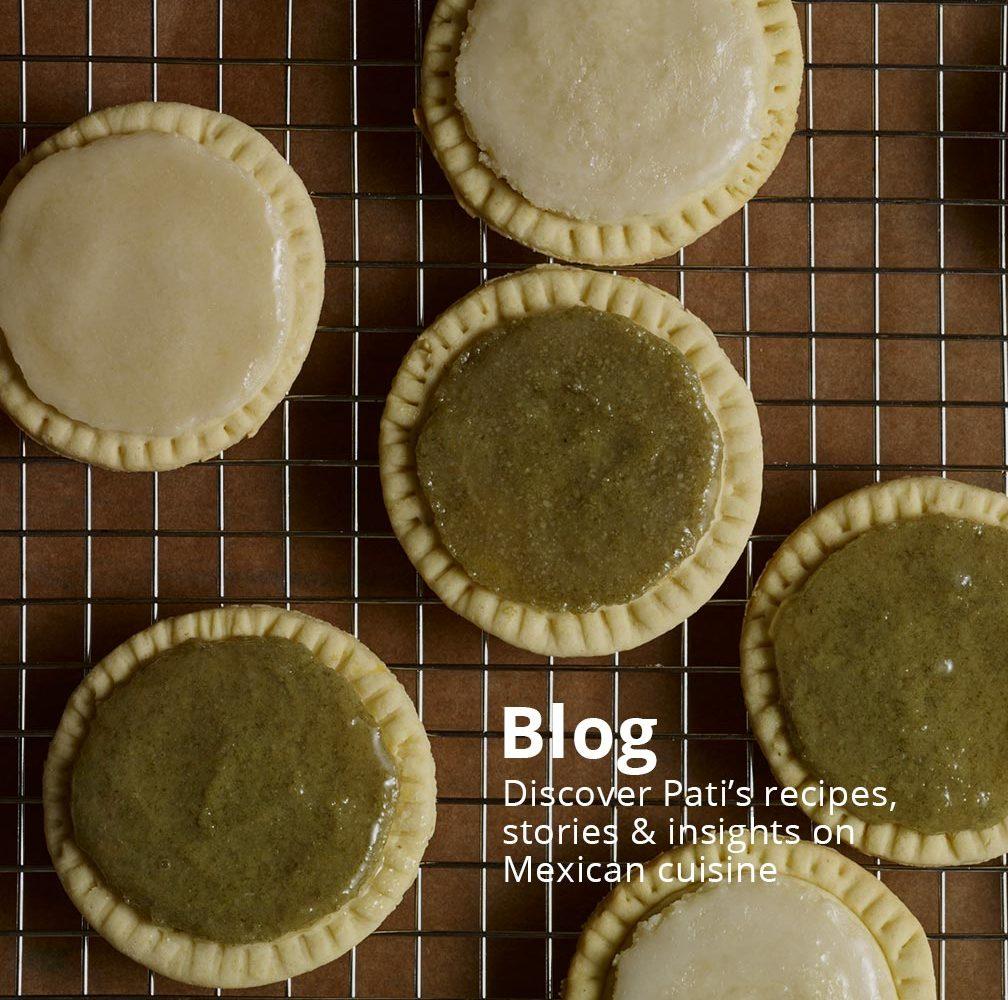 Pati Jinich Blog
