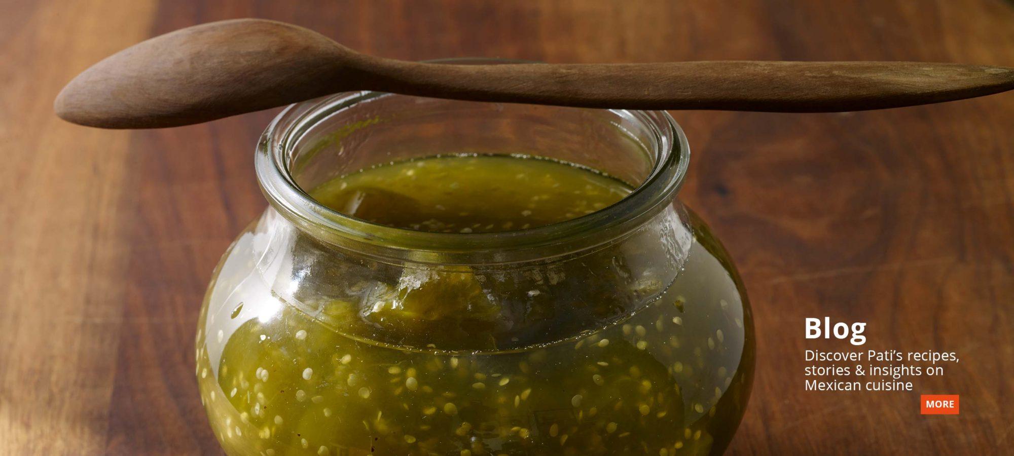 Pati Jinich Mexican Food Recipe Blog