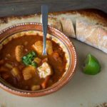 Caldo de Oso or Bear Soup recipe by Pati Jinich