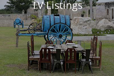 Pati's Mexican Table tv listings