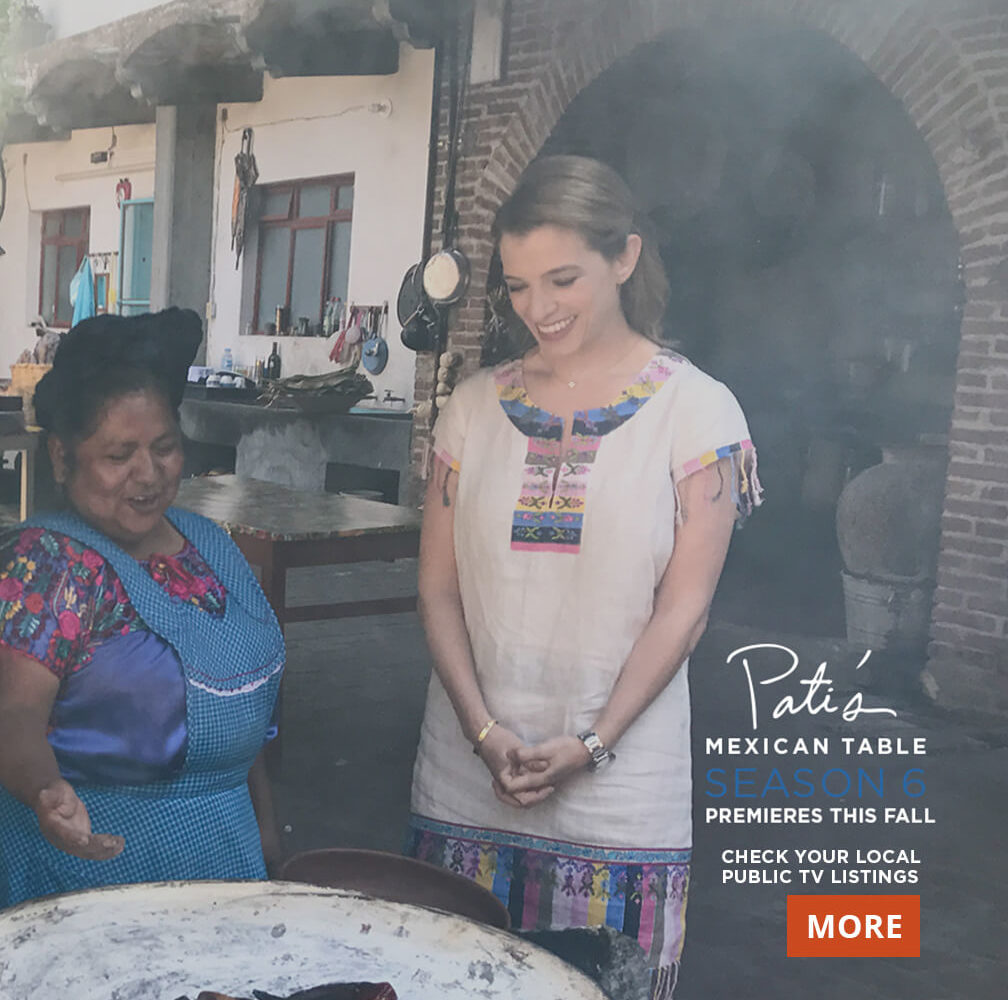 pati's mexican table season six find local tv listings