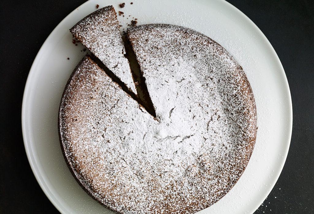 Pati Jinich Chocolate Almond Cake Recipe