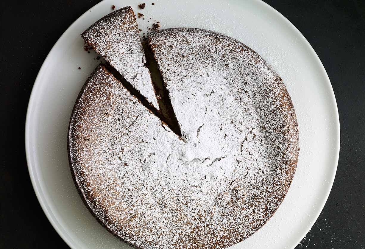 Pati S Mexican Table Flourless Chocolate Cake Recipe
