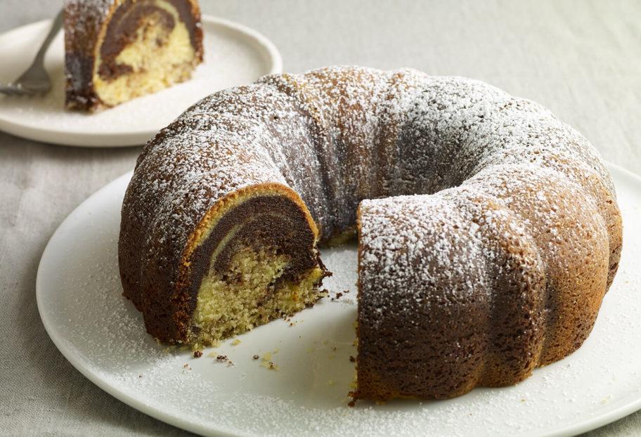 Pati Jinich tiger pound cake