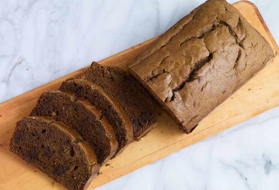 Chocolate, Chocolate Chunk Banana Bread