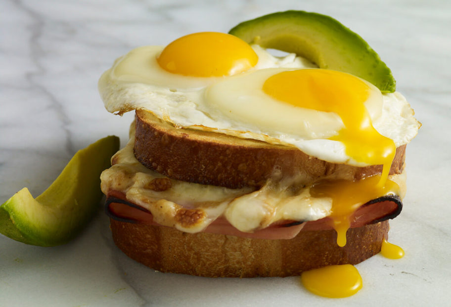 Señor Breakfast Sandwich
