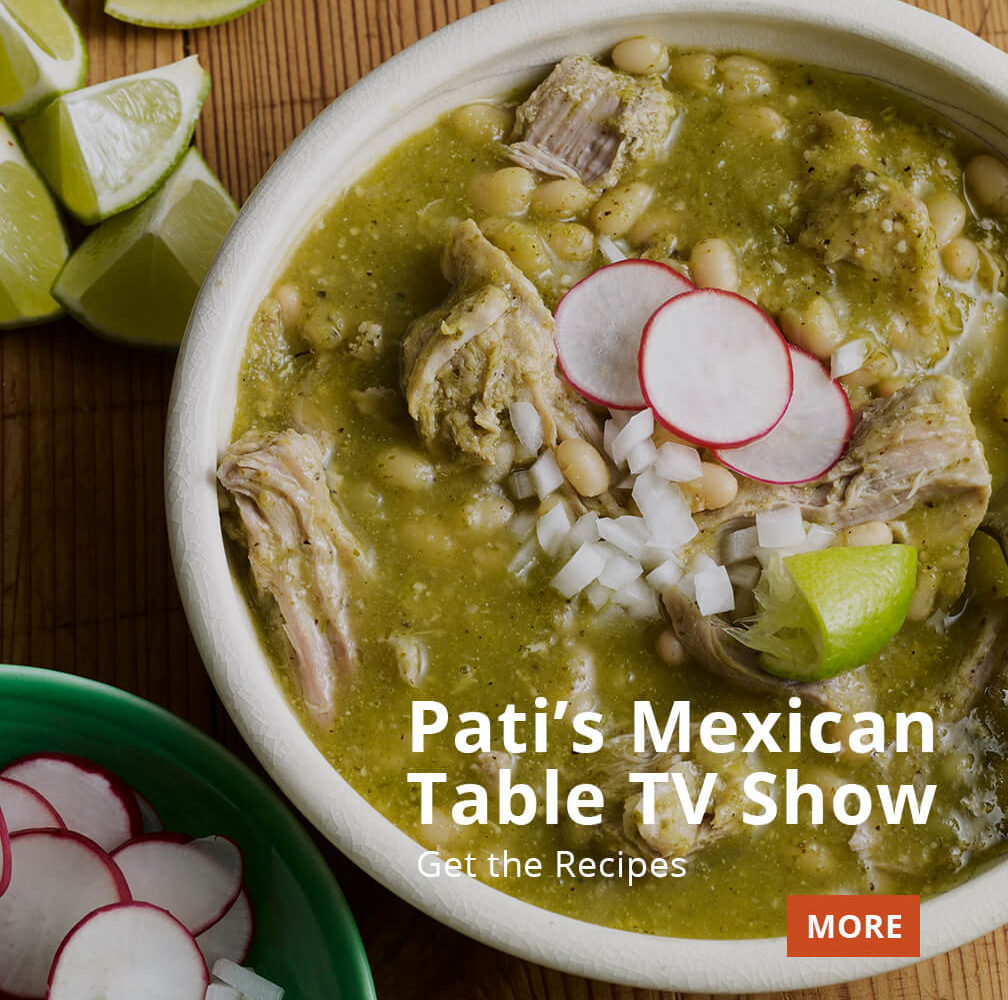 Pati's Mexican Table Season 6 Recipes
