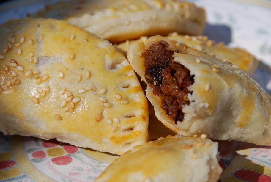 Pati Jinich picadillo empanadas