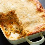 Veggie Loaded Mexican Lasagna