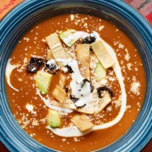 tarascan soup