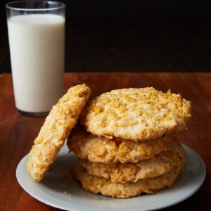 Tita Chelo's Frosted Flake Cookies