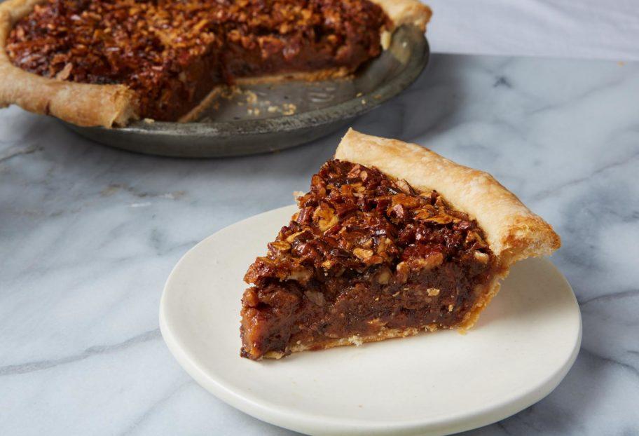 Dulce de Leche Caramel Chocolate Pecan Pie
