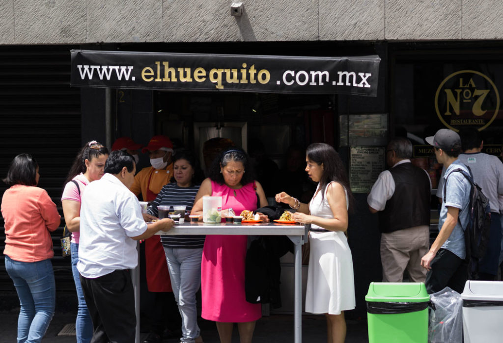 el huequito mexico city