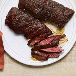 Dry Rub Skirt Steak