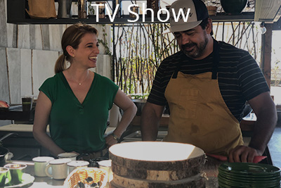 Pati's Mexican Table tv show