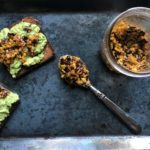 Salsa Macha with Pistachios, Walnuts and Pine Nuts