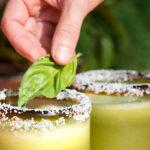 Melon Basil Margarita