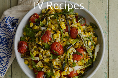 tv show recipes