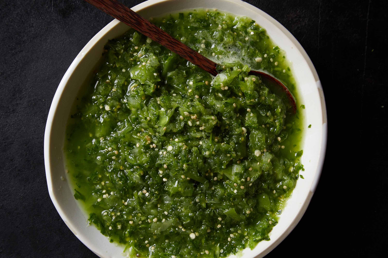 Serrano Salsa Cruda
