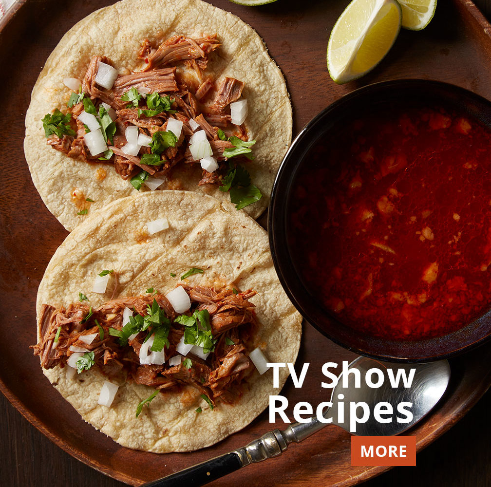 Pati's Mexican Table Season TV Show Recipes