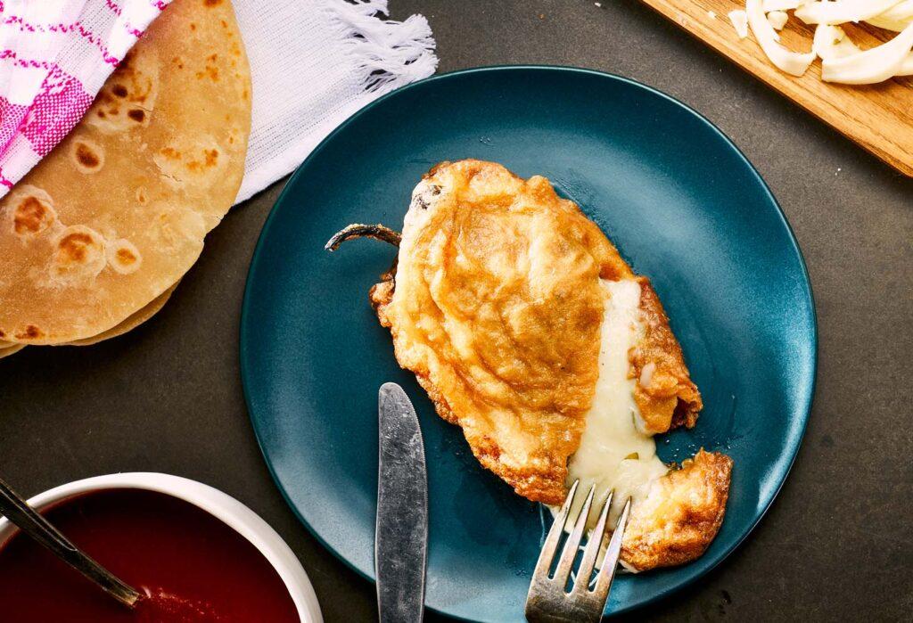 cheese chile relleno recipe