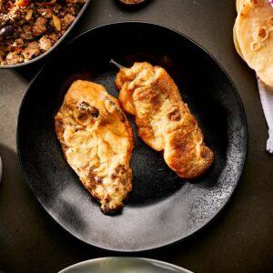 picadillo chile relleno recipe