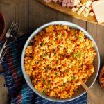 Sonora style macaroni salad