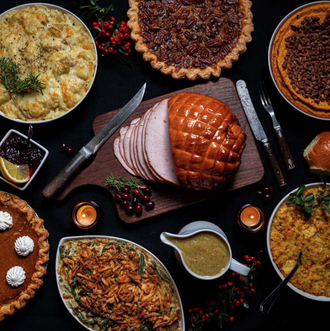 WAMU The Kojo Nnamdi Show: Food Traditions during a Stay-Home Holiday